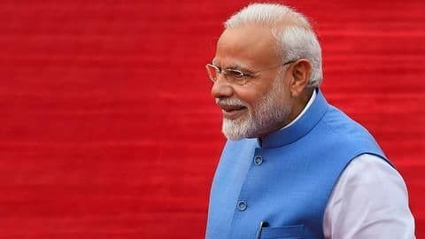 This Sunday, thinking of giving up social media: PM Modi