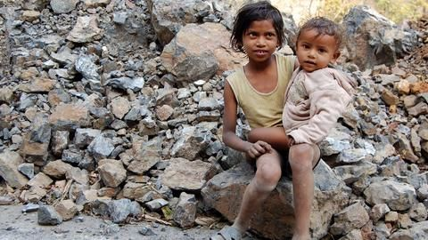 Children in rich countries: One in five lives in poverty