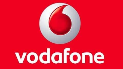 Vodafone India's performance in FY17-18