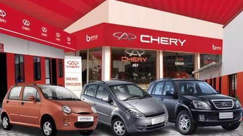 Chinese carmaker Chery International plans its India entry