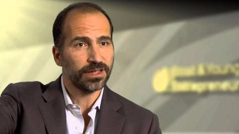 Uber's new CEO has big challenges ahead