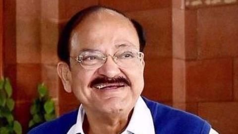 Minister Venkaiah Naidu is BJP's candidate For Vice President