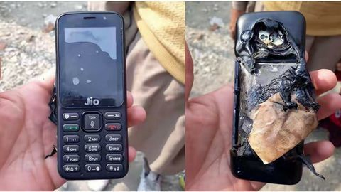 First reported case of JioPhone exploding, company calls it sabotage