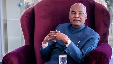 In President-elect Kovind's village, celebrations are galore