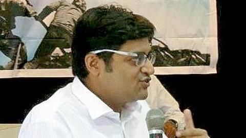 Times Now files criminal charges against Arnab Goswami