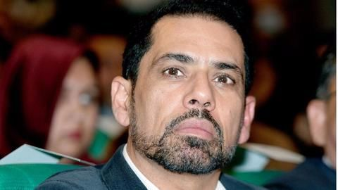 Robert Vadra-DLF land deal