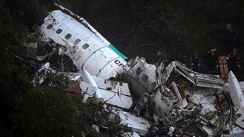 Plane is reportedly said to have crashed