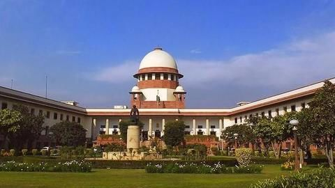 In the SC, one vote decided the matter