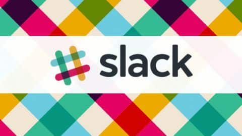 Workplace messaging service Slack is raising $400mn in new round