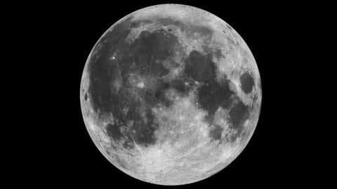 Vodafone to create the first 4G network on the moon