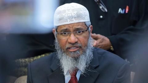 Special court issues non-bailable warrant against Zakir Naik