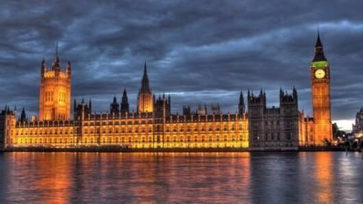 UK Houses of Parliament attacked