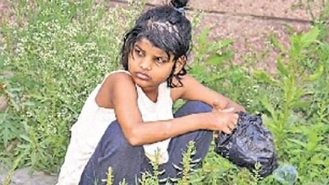 'Mowgli' girl shifted to shelter; man claims to be father