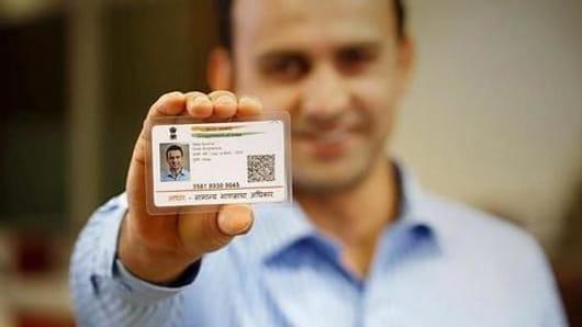 How to print your official Aadhaar card online