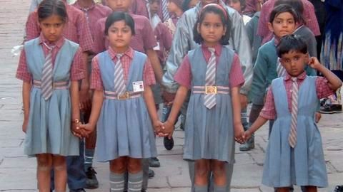 Haryana girls get their school upgraded after one-week fast