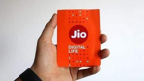 Jio updates Rs. 149 prepaid plan with free non-Jio minutes
