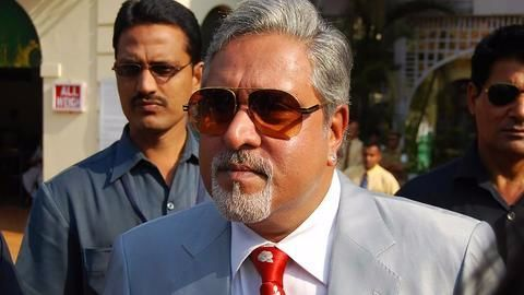Vijay Mallya in eye of storm again