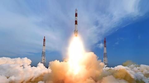 Pakistan's Suparco nowhere in sight as ISRO makes new record