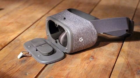 Google Daydream View VR headset launched in India