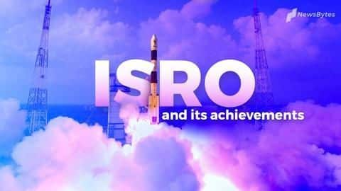 What are ISRO's plans for the next five years