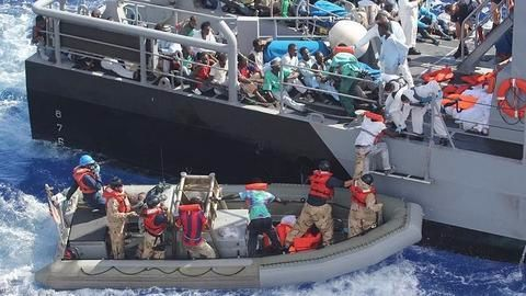 Migrant crisis: Spain rescues 600 Moroccan migrants in 24 hours