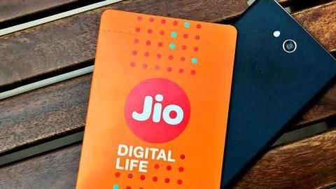 Jio offers 25GB free data to Intex 4G smartphone users