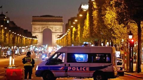Paris shooting: 2 officers, 1 assailant die; ISIS claims responsibility
