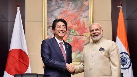 India and Japan: Friends in need, friends indeed