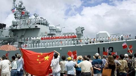 Sikkim stand-off: Chinese navy increases presence in the IOR