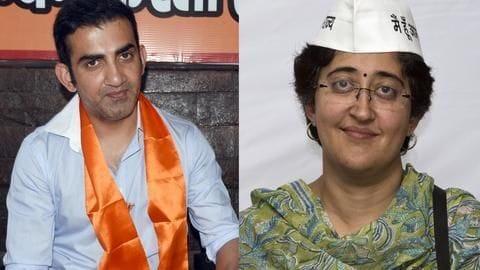 Atishi alleges Gambhir called her prostitute, he demands proof