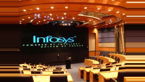 Infosys to undergo three simultaneous transformations