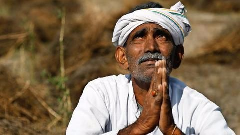 India saw 12,000 farmers' suicides annually since 2013
