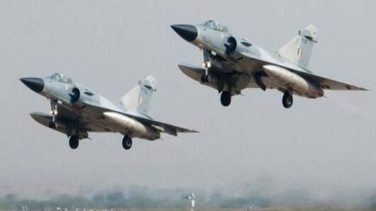Indian Air Force strikes across LoC
