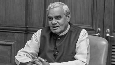 The man, the words: Atalji's poems are now our guiding-light