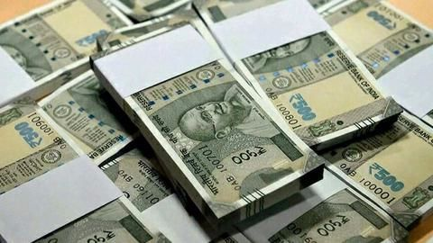 SBI ATM dispenses Rs. 500 notes without Gandhi's image