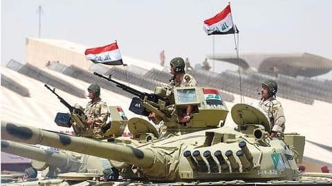 Iraq liberated from ISIS
