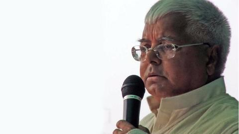 Lalu's daughter, her husband summoned by I-T dept