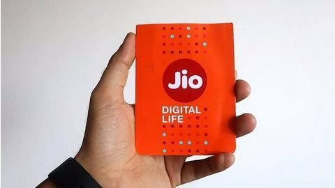 How can you order Jio's Rs. 500 mobile phone?