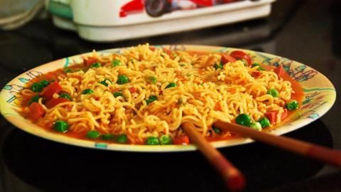 Nestle India's fortified Maggi noodles