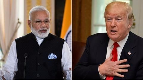 Modi-Trump meeting: China warns India, US on South China Sea