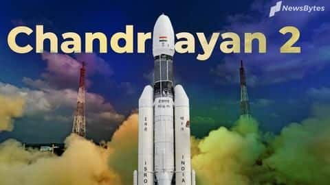 Here's when Chandrayaan-2 will land on the Moon, make history