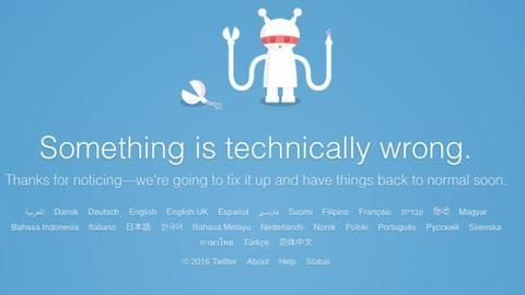 Twitter down or not working?