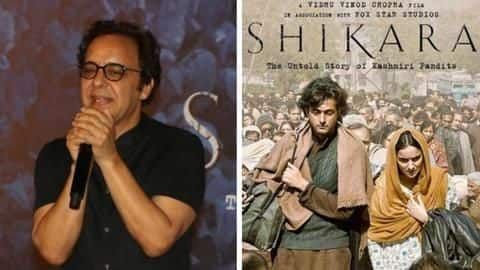 'Shikara' has its flaws, and the burden is on Bollywood
