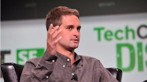 Snapchat not for poor countries like India, Spain: Evan Spiegel