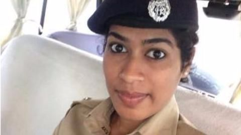 Charu Nigam- the IPS officer