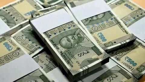 New Rs. 500 notes introduced by RBI