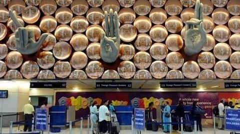 You'll have to pay for baggage screening at Delhi Airport
