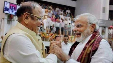 Congress denies Gujarat CM seat to Shankersinh Vaghela