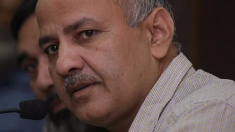 Finance Minister Manish Sisodia presents Delhi Budget 2017