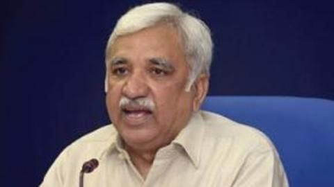 IAS officer Sunil Arora appointed as the Chief Election Commissioner